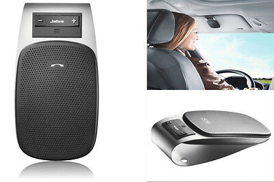 Genuine Jabra Drive Smart Handsfree Bluetooth Car Kit For All Mobile Phone