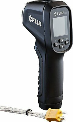 FLIR TG56 Spot Infrared Thermometer with Thermocouple