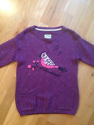 girls FAT FACE jumper age 12 - 13 BNWOT