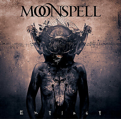 Moonspell - Extinct DLP #92537