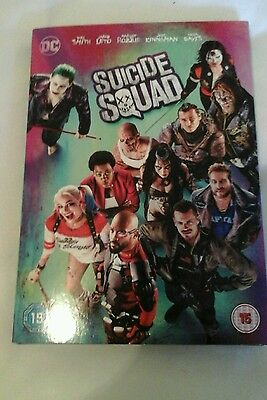 suicide squad***dvd***new and sealed***