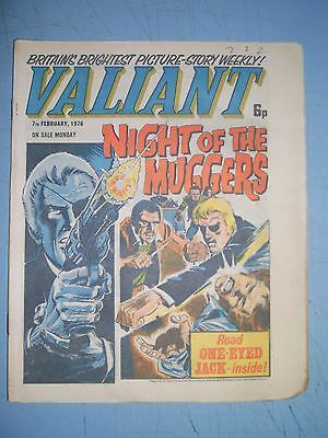 Valiant issue dated February 7 1976