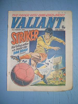 Valiant issue dated February 14 1976
