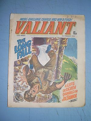 Valiant issue dated February 21 1976
