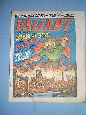 Valiant issue dated March 6 1976