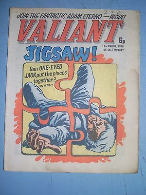 Valiant issue dated March 13 1976