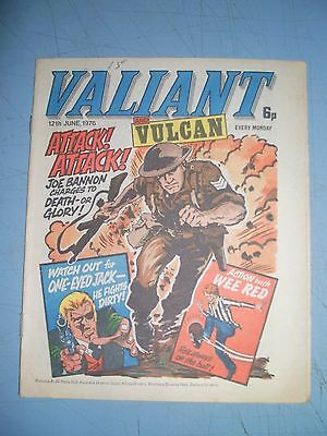 Valiant issue dated June 12 1976