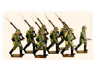 'TRADITION SOLDIERS' Boxed Set 813 German Infantry 1916