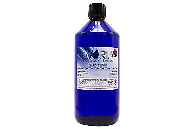 "AVORIA ""Deutsche Liquid Basen Base 6mg/ml"" 1000 ml VPG 75/25  (19,90 EUR pro l)"
