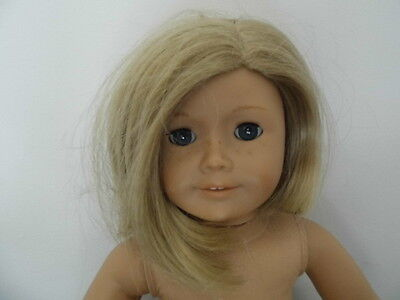 "American Girl 18"" DOLL~KIT~Nude~Neck Stamp Pleasant Company~Emily's Friend"