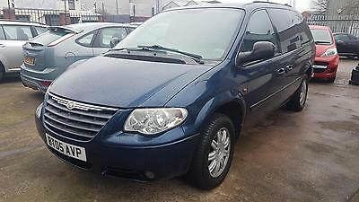 2005 CHRYSLER GRAND VOYAGER 2.8 CRD LX Automatic Stow and Go