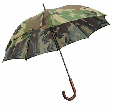 Pack of Camouflage Umbrellas / Camo Brollys