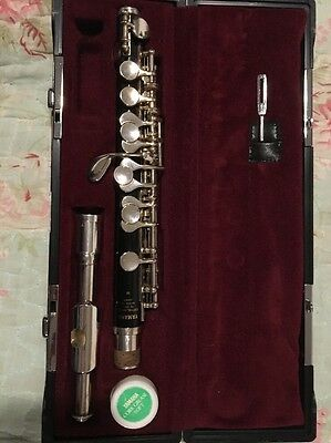Yamaha Piccolo 32 With Original Hard Case