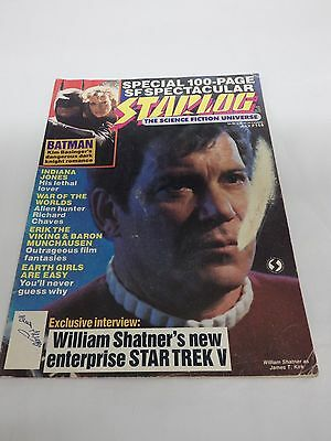 'Starlog' magazine (July 1989)