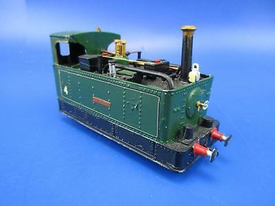 0-16.5 7mm SCALE PECO TRAM LOCOMOTIVE 'SIR THEODORE' '4'