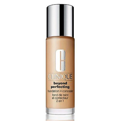 Clinique Beyond Perfecting Foundation and Concealer 30 ml.Make Up Cream Chamois