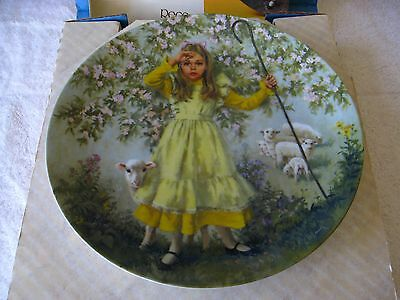 RECO Collector Plate - Little Bo Peep