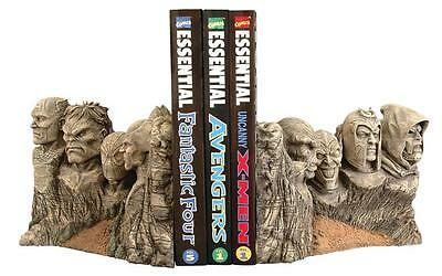 Marvel Heroes & Villains Bookends Diamond Select