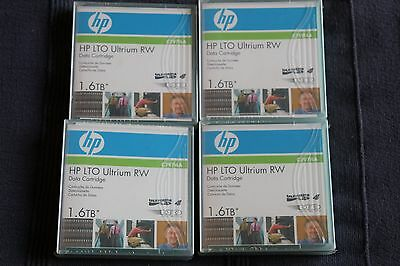 HP LTO C7974A - 4 tapes