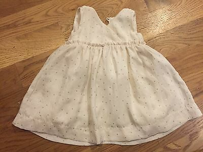 Baby Gap Baby Girl Dresses Size 12-18 Months