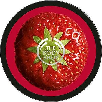 *NEW* The Body Shop Strawberry Body Butter 200ml