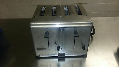 Vintage Toastmaster  Commercial Four Slice Toaster Model 1D2