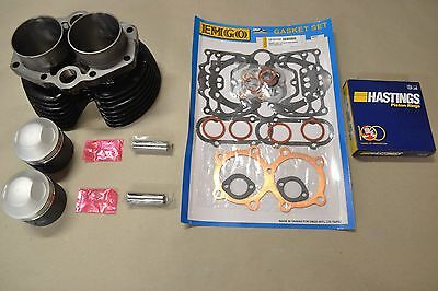 Triumph 650 Refurbished Bored and Honed Cylinder / Pistons (Chopper, Brat, Rat)