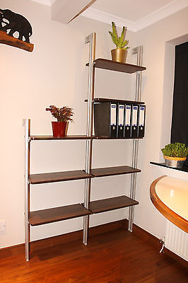 Tier Bookcase,Display, Modular Shelving, Office,Bedroom, Living Room,Shop,Retail