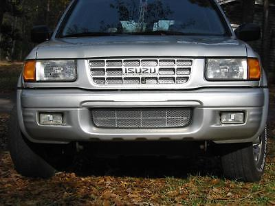 ISUZU TROOPER 1999 Workshop Maintenance Manual