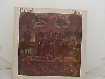 The Band Cahoots Lp