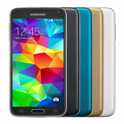 Samsung Galaxy S5 G900A GSM Unlocked 16GB Android 4G LTE Smartphone