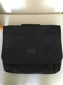 Tumi Business 15'' Briefcase bag with Laptop Compartment black