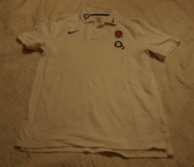 England Rugby Polo shirt size Large/L