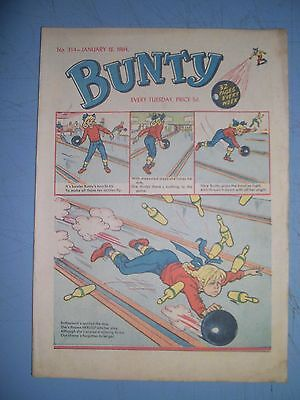 Bunty issue 314 dated January 18 1964