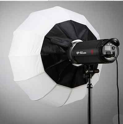 Starison 65cm Pro Folding Spherical Diffuser Softbox for Jinbei and Bowens mount