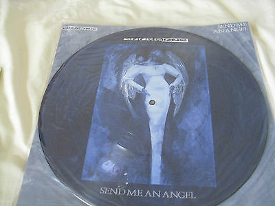 Scorpions ‎– Send Me An Angel / Wind Of Change (Picture Disc)
