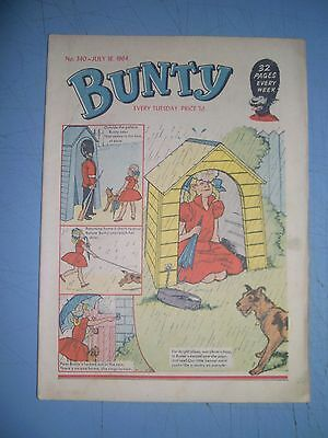 Bunty issue 340 dated July 18 1964