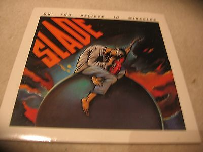 """Slade - Do You Believe In Miracles Rare   7"""" Single Vinyl Glam Rock"""