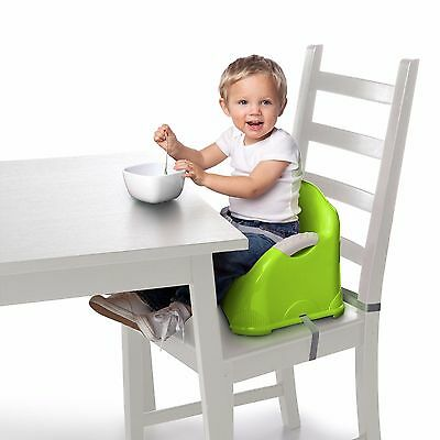 Booster Seat Meal Dining Chair Baby Kids Child Toddler Portable Indoor Travel
