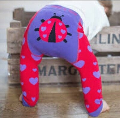 BNWT Blade And Rose Ladybird Heart Leggings Age 2-3 Years