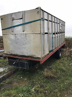 Livestock Trailer/container Cattle Sheep