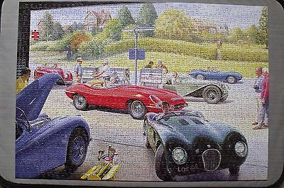 """Gibsons jigsaw puzzle """"Pride of Lyons II"""" by Tony Smith"""