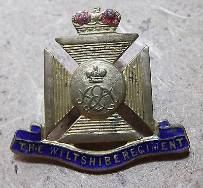 The Wiltshire Regiment Sweethearts Badge