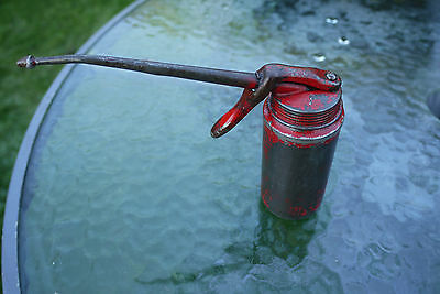 vintage wesco oil can
