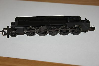 HORNBY CHINA MADE BR F/WEATHERED 2-10-0 CLS 9F LOCo ROLLING CHASSIS SPARES ONLY