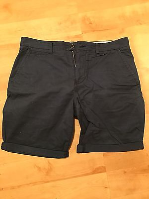Men's Next Chino Shorts Worn Once Size 34