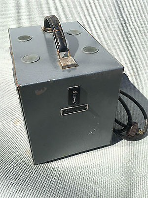 Vintage Leitz L2 Microscope Power Supply Transformer