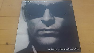 The James Taylor Quartet - In The Hand Of The Inevitable 1995 LP Acid Jazz