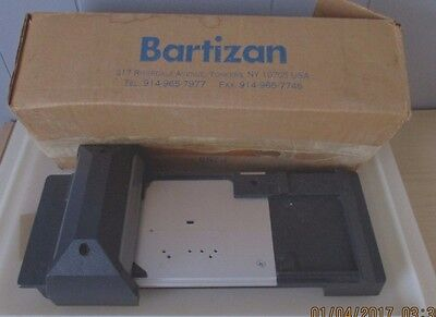 Vintage MANUAL Credit Card Imprint Machine Bartizan Model 2020