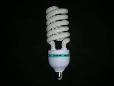 Outstanding High Quality 120V 85W 5500K E27 Daylight Studio Light Bulbs CFL